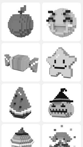 Pixel.ly 3D v1.0.6 screenshots 1