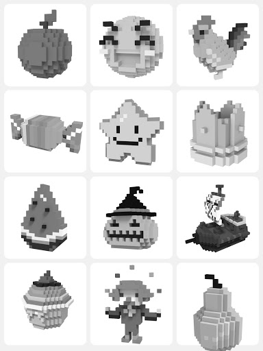 Pixel.ly 3D v1.0.6 screenshots 11