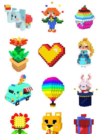 Pixel.ly 3D v1.0.6 screenshots 17