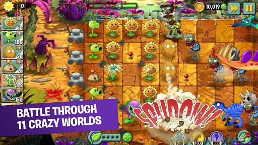 Plants vs. Zombies 2 Free v screenshots 1
