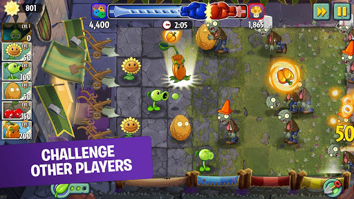 Plants vs. Zombies 2 Free v screenshots 3