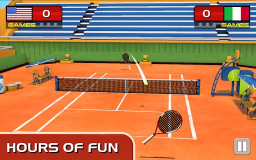 Play Tennis v2.2 screenshots 16