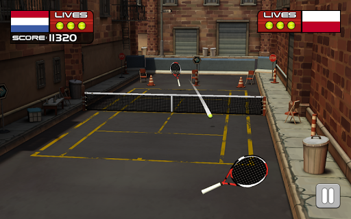 Play Tennis v2.2 screenshots 3