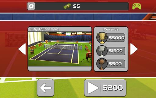 Play Tennis v2.2 screenshots 4