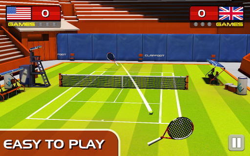 Play Tennis v2.2 screenshots 8