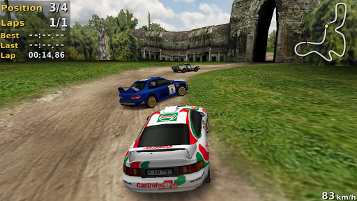 Pocket Rally LITE v1.4.0 screenshots 5