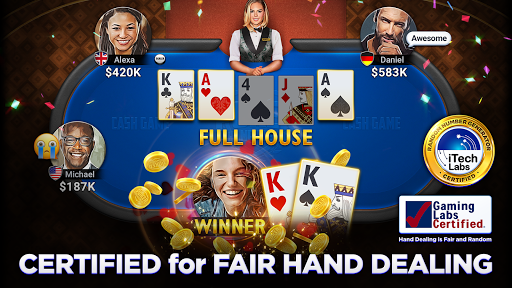 Poker Championship – Holdem v3.2.2 screenshots 11