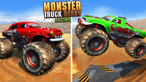 Police Demolition Derby Monster Truck Crash Games v3.3 screenshots 5
