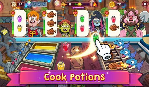 Potion Punch 2 Fun Magic Restaurant Cooking Games v1.8.5 screenshots 17