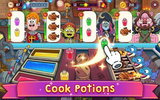 Potion Punch 2 Fun Magic Restaurant Cooking Games v1.8.5 screenshots 9