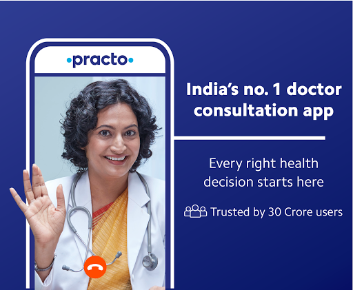 Practo Online Doctor Consultations amp Appointments v5.0 screenshots 1