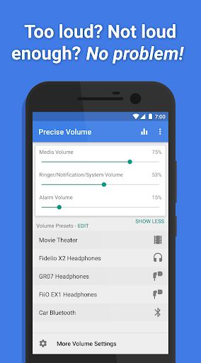 Precise Volume EQBooster v1.19.1 screenshots 1