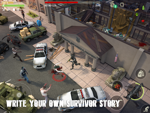 Prey Day Survive the Zombie Apocalypse v14.0.17 screenshots 8