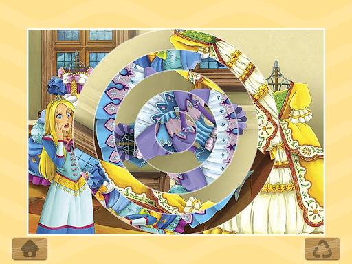 Princess Puzzles and Painting v4.3 screenshots 14