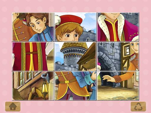 Princess Puzzles and Painting v4.3 screenshots 4