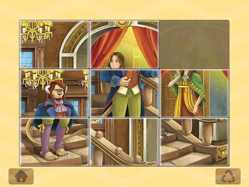 Princess Puzzles and Painting v4.3 screenshots 9