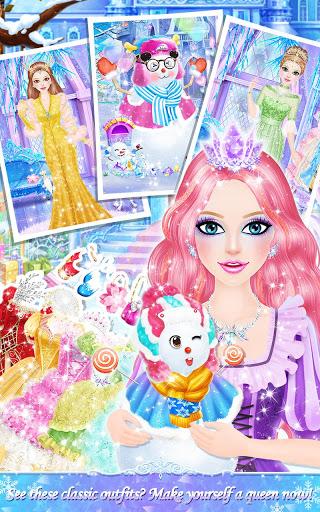 Princess Salon Frozen Party v1.1.8 screenshots 5