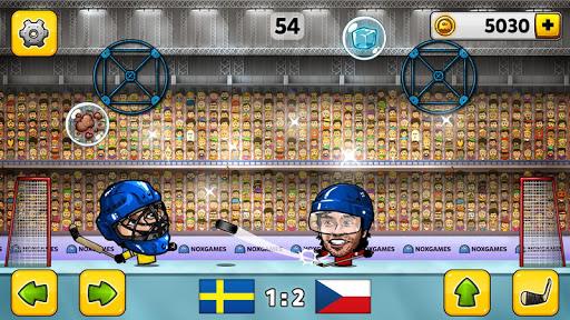 Puppet Hockey Pond Head v1.0.29 screenshots 1