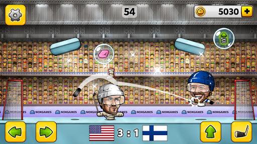 Puppet Hockey Pond Head v1.0.29 screenshots 10