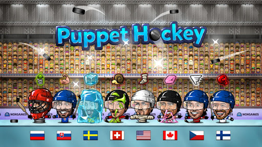 Puppet Hockey Pond Head v1.0.29 screenshots 24