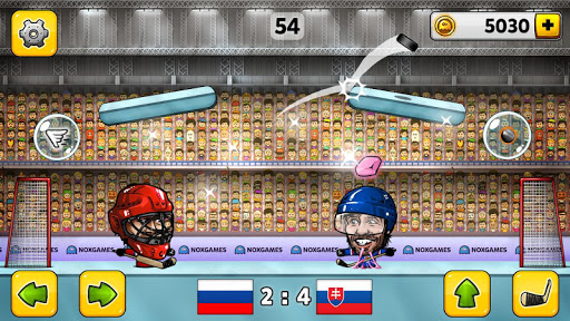 Puppet Hockey Pond Head v1.0.29 screenshots 3