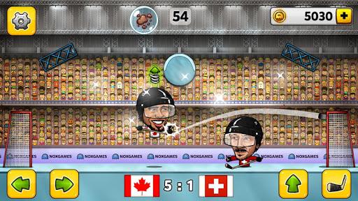 Puppet Hockey Pond Head v1.0.29 screenshots 4