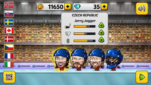 Puppet Hockey Pond Head v1.0.29 screenshots 5
