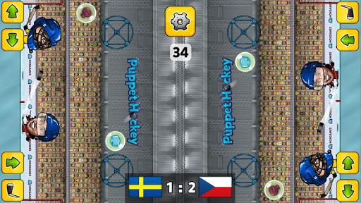 Puppet Hockey Pond Head v1.0.29 screenshots 7