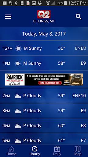 Q2 STORMTracker Weather App v5.2.500 screenshots 2