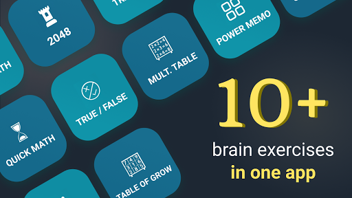 Quick Brain Logic games for cognitive training v2.6.6 screenshots 1