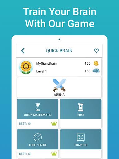 Quick Brain Logic games for cognitive training v2.6.6 screenshots 17
