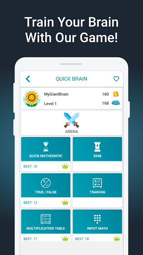 Quick Brain Logic games for cognitive training v2.6.6 screenshots 6