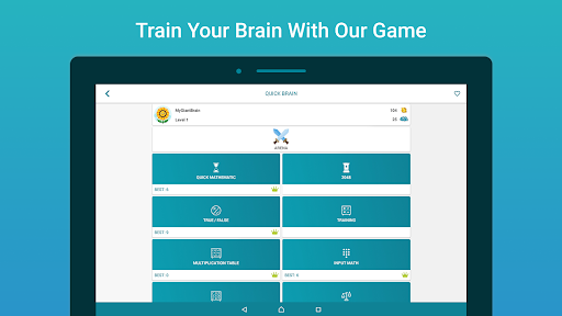 Quick Brain Logic games for cognitive training v2.6.6 screenshots 9