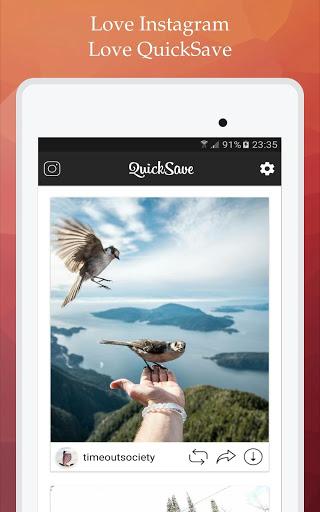 QuickSave for Instagram v2.4.1 screenshots 10