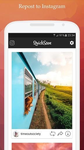 QuickSave for Instagram v2.4.1 screenshots 2