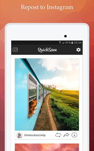 QuickSave for Instagram v2.4.1 screenshots 6