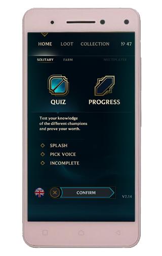 Quiz of League of Legends v10.21 screenshots 1