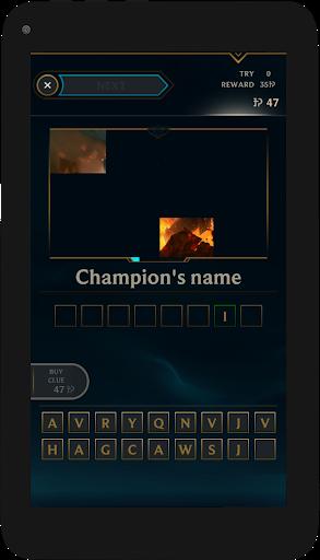 Quiz of League of Legends v10.21 screenshots 6