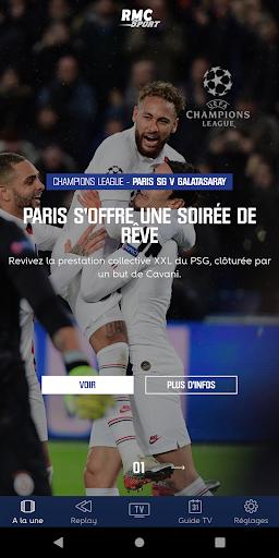 RMC Sport v7.2.1 screenshots 2