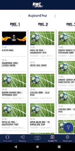 RMC Sport v7.2.1 screenshots 4