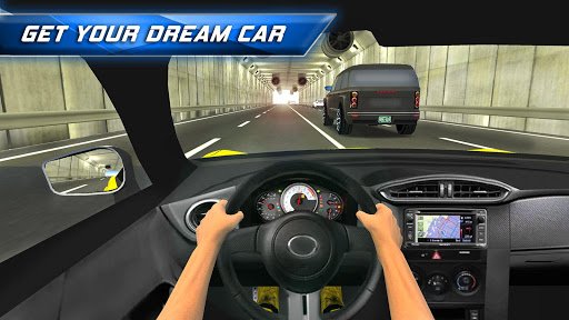 Racing in City – In Car Driving 3D Fast Race Game v2.0.2 screenshots 2
