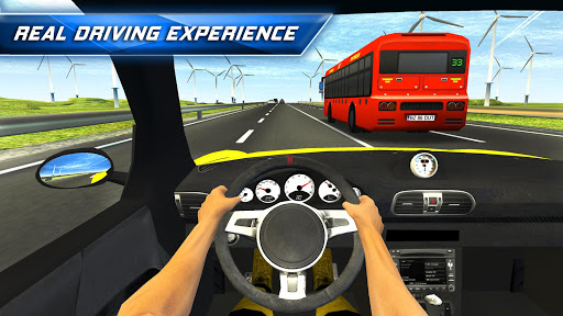 Racing in City – In Car Driving 3D Fast Race Game v2.0.2 screenshots 3