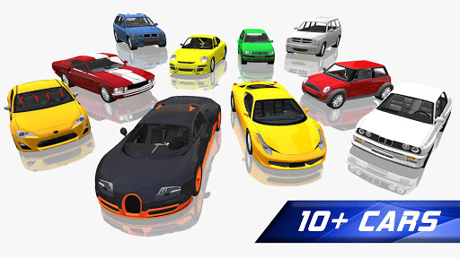 Racing in City – In Car Driving 3D Fast Race Game v2.0.2 screenshots 4