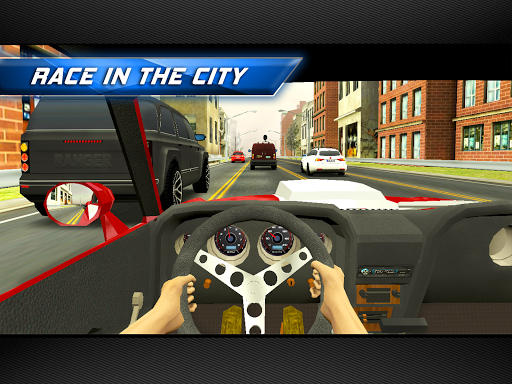 Racing in City – In Car Driving 3D Fast Race Game v2.0.2 screenshots 5