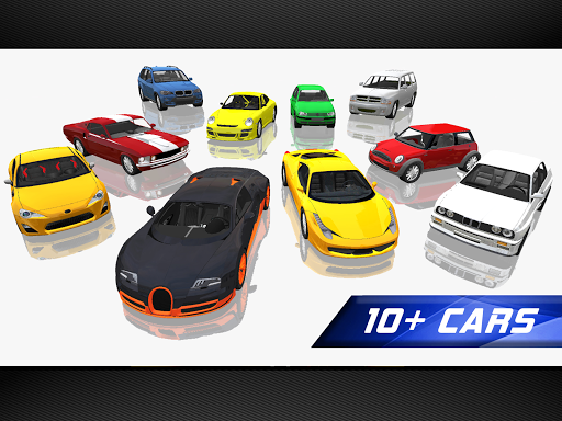 Racing in City – In Car Driving 3D Fast Race Game v2.0.2 screenshots 8