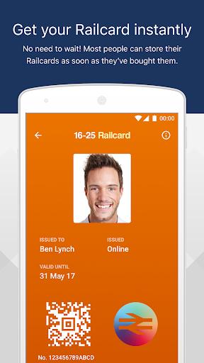 Railcard v1.3.2 screenshots 1