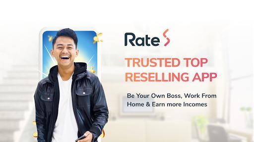 RateS – Be a reseller Earn Money amp Bonus v3.11.5 screenshots 6