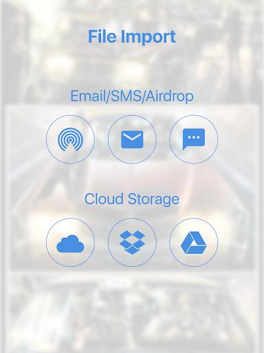 Readler great reader PDF DJVU CBR CBZ v1.3.6 screenshots 9