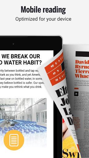 Readly – Unlimited Magazine Reading v5.3.0 screenshots 12