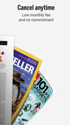Readly – Unlimited Magazine Reading v5.3.0 screenshots 13
